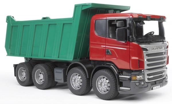 Scania R-Serie Kipp-LKW Modell von Bruder 1:16
