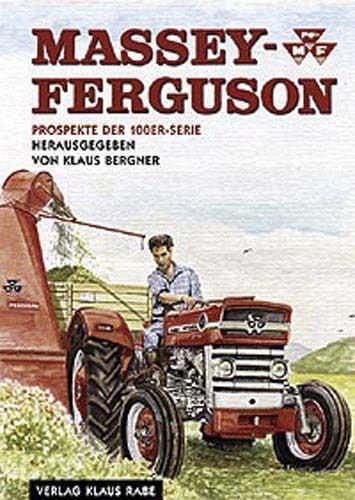 Massey Ferguson: Prospekte der 100er Serie