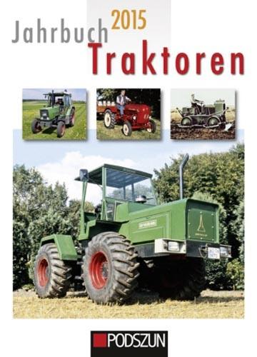 Jahrbuch Traktoren 2015