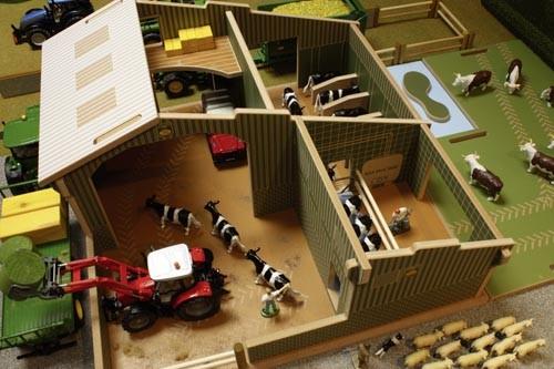 Mein erster Bauernhof, Spiel-Set Modell von Brushwood Toys 1:32