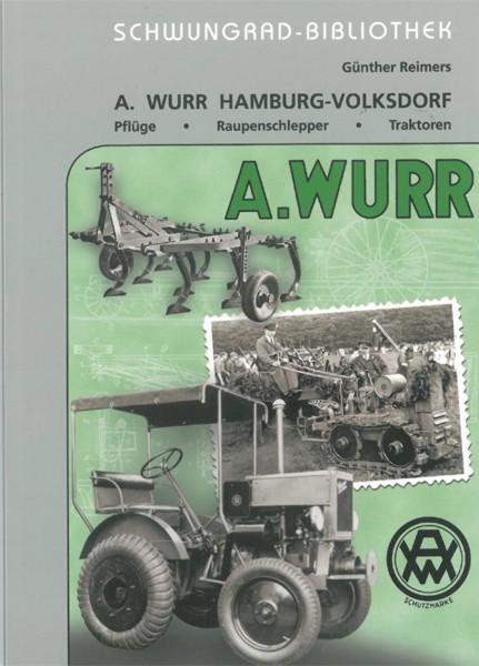 A. Wurr Hamburg Volksdorf