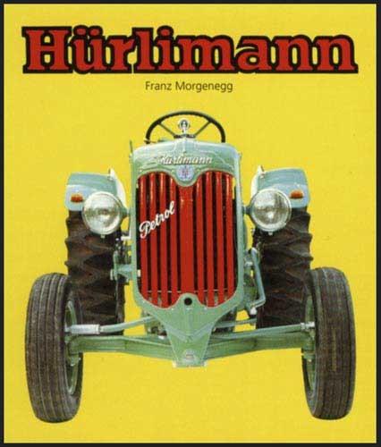Das grosse Hürlimann-Traktorenbuch