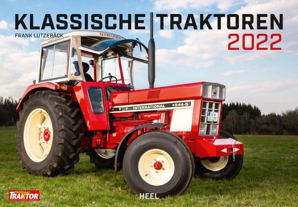 Klassische Traktoren Monatskalender 2022