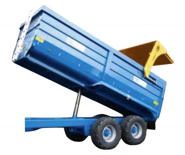 Kane Getreidetransportwagen 16 t Modell von Britains 1:32