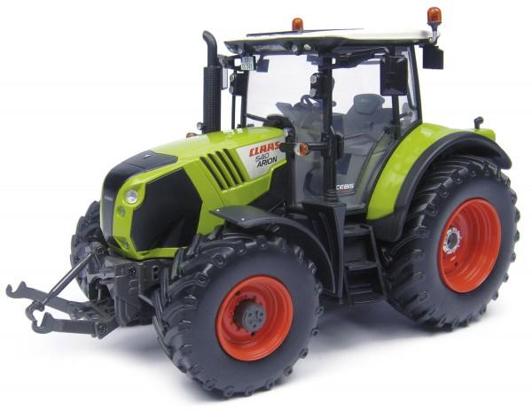 Claas Arion 540 mit Fronthydraulik (2014) Modell von Universal Hobbies 1:32