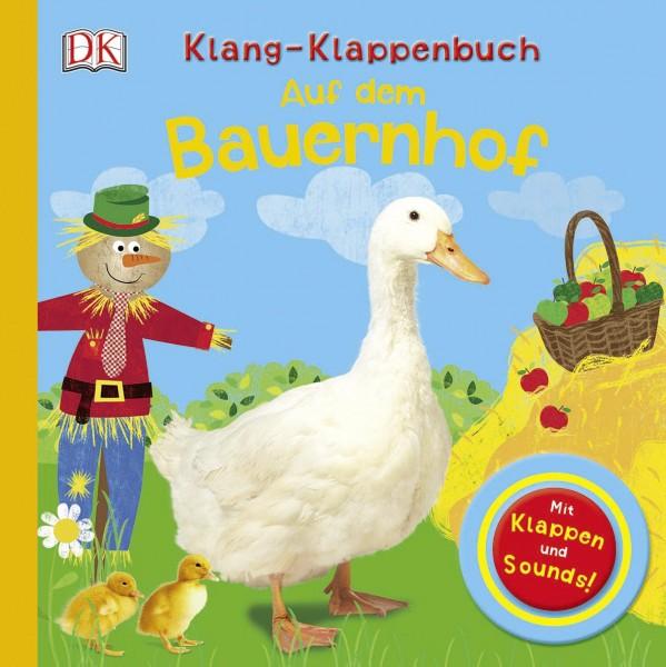 Auf dem Bauernhof - Klang-Klappenbuch