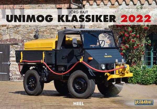 Unimog Klassiker Monatskalender 2022