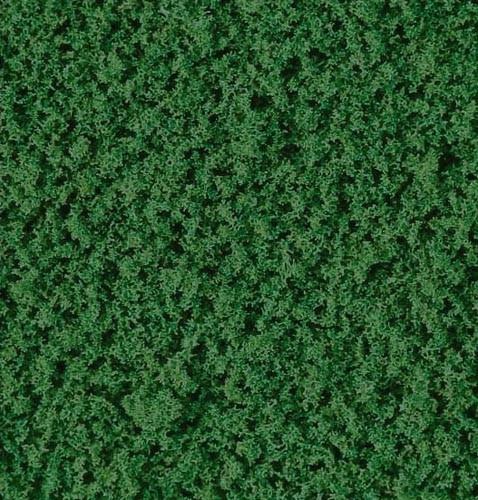 Laubflocken dunkelgrün Modell von Busch 1:87
