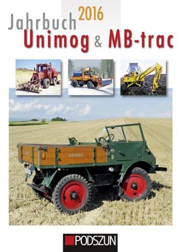 Jahrbuch Unimog & MB trac 2016