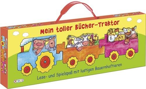 Mein toller Bücher-Traktor