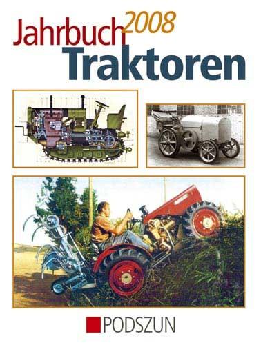 Jahrbuch Traktoren 2008