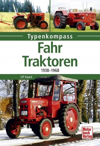 Typenkompass Fahr-Traktoren 1938 bis 1968