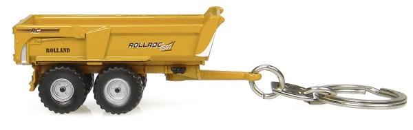 Rolland Rollroc 5300 Schlüsselanhänger Modell von Universal Hobbies 1:128