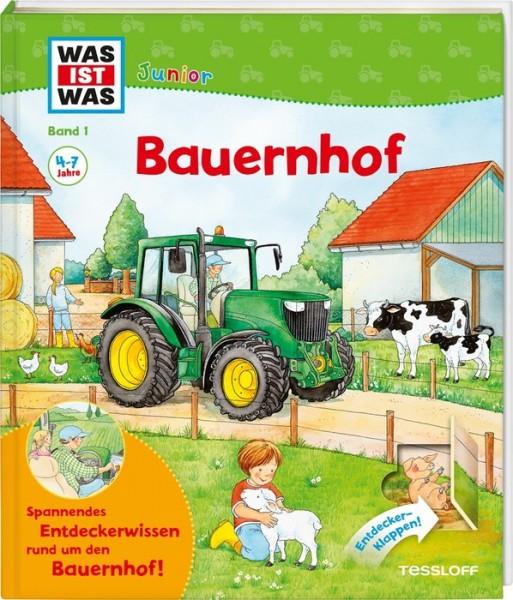 WAS IST WAS Junior Band 1 - Bauernhof