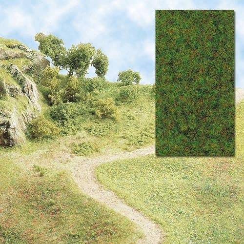 Gras-Fasern maigrün Modell von Busch 1:87