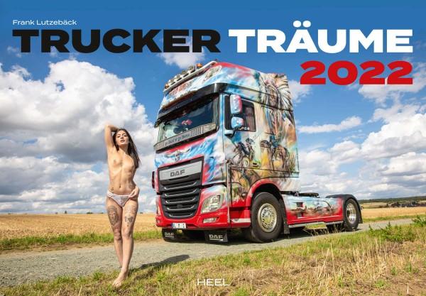 Trucker-Träume Monatskalender 2022