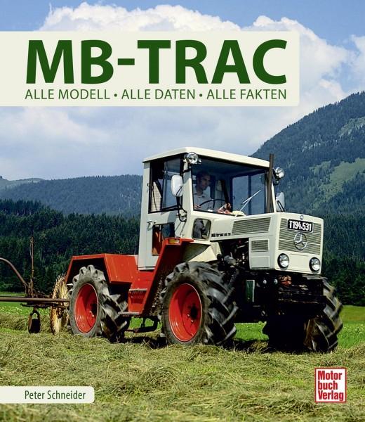 MB-TRAC Alle Modelle - alle Daten - alle Fakten