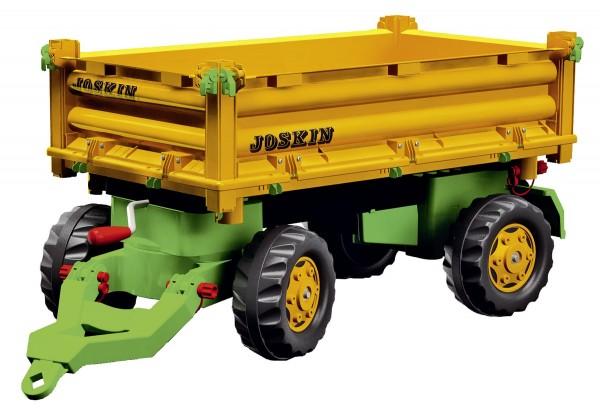 Joskin Multi Trailer Dreiseitenkipper mit Kurbel von rolly toys