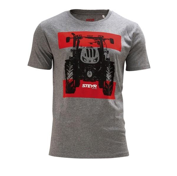 Steyr T-Shirt Herren Gr. S