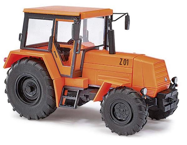 """Fortschritt Traktor ZT 323 """"Flughafen Berlin"""", Baujahr 1984 Modell von Busch 1:87"""