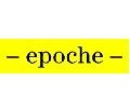 epoche
