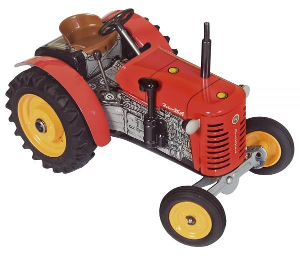 Zetor 25A Traktor rot Modell von Kovap 1:25