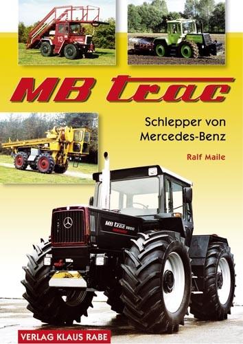MB trac – Schlepper von Mercedes-Benz