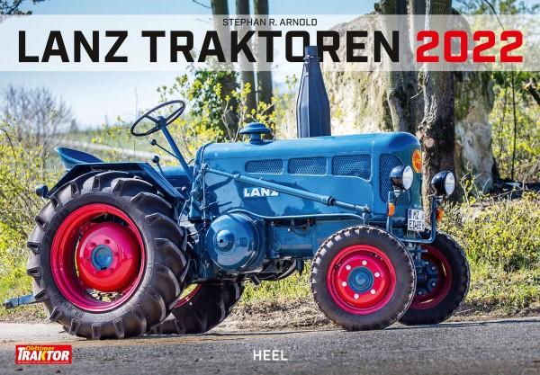 Lanz Traktoren Monatskalender 2022