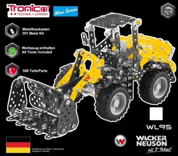 Metallbaukasten Wacker Neuson WL95 Radlader