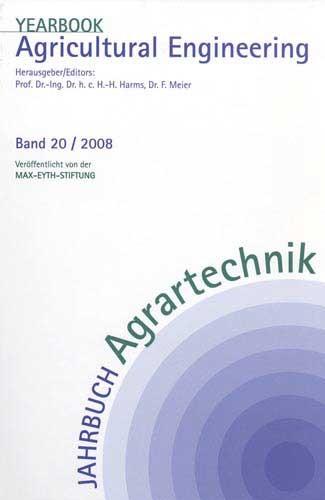Jahrbuch Agrartechnik 2008