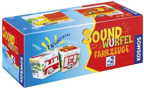 Sound Würfel Fahrzeuge