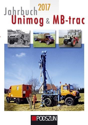 Jahrbuch Unimog & MB-trac 2017