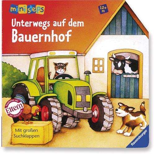 ministeps: Unterwegs auf dem Bauernhof