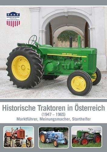 Historische Traktoren in Österreich (1947-1965)