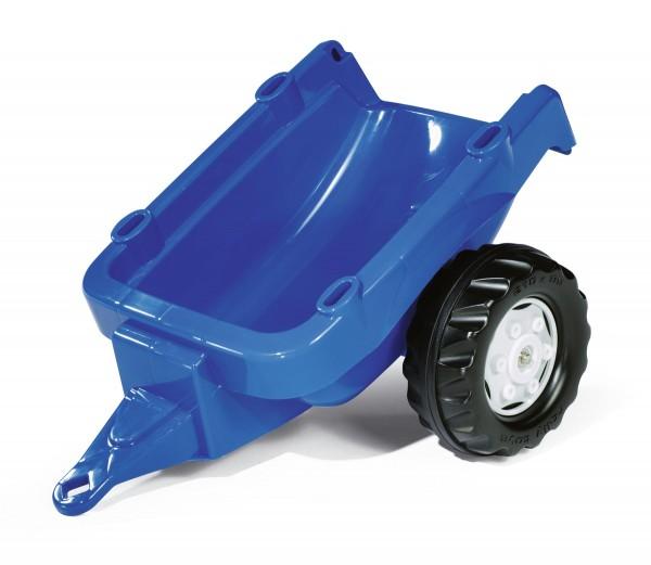 RollyKid New Holland Anhänger blau von rolly toys