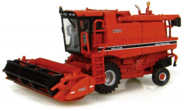 Case IH Axial Flow 1660 Modell von Universal Hobbies 1:87