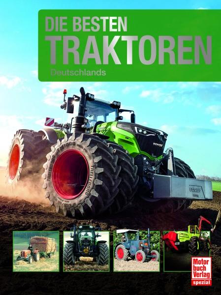 Die besten Traktoren Deutschlands