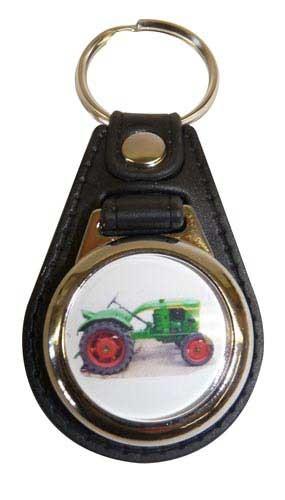 Schlüsselanhänger 12er Deutz mit Einkaufswagen-Chip Modell
