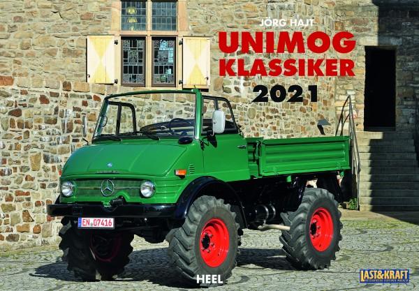 Unimog Klassiker Monatskalender 2021