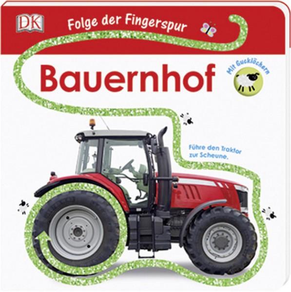 Bauernhof - Folge der Fingerspur