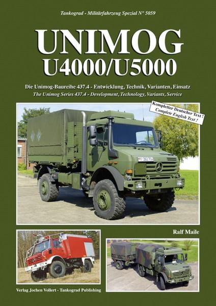 Unimog U4000/U5000