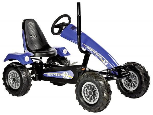 Dino Cars Track BF1 New Holland inkl. Überrollbügel