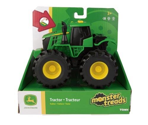 John Deere Licht & Sound Traktor Modell von Monster Treads