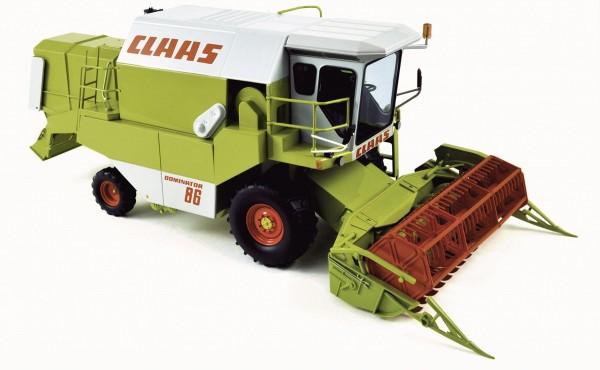 Claas Dominator 86 (1980) Modell von Norev 1:32