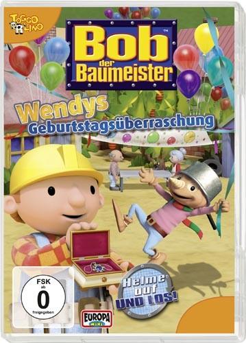 Bob der Baumeister: Wendys Geburtstagsüberraschung (DVD)