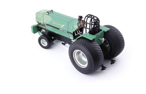 Dschinni Evolution Variante 2018 Tractor Pulling Modell von agrarmodell-exklusive 1:32