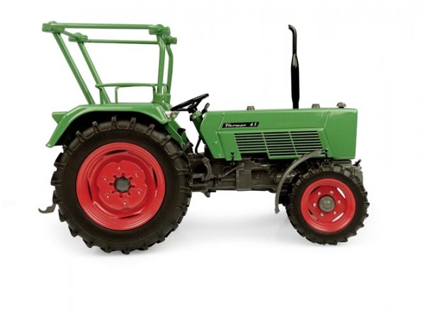 Fendt Farmer 4S - 4WD mit Überrollbügel Modell von Universal Hobbies 1:32