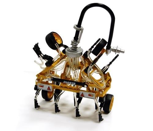 Joskin Terraflex 5200/13 SHK Gülleinjektor Modell von ROS 1:32