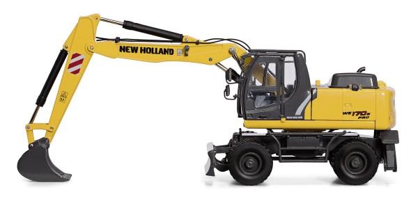 New Holland Mobilbagger WE 170B Pro Modell von Motorart 1:50