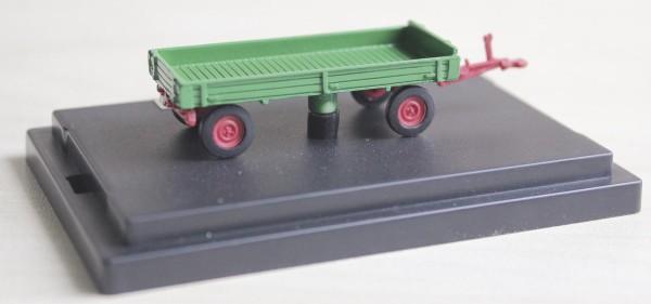 Weidner Gummiwagen grün-rot Modell von NPE Modellbau 1:87